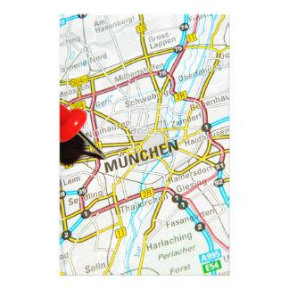 Munchen (Munich), Germany Stationery