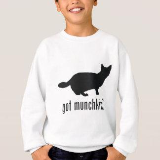 Munchkin Cat Sweatshirt