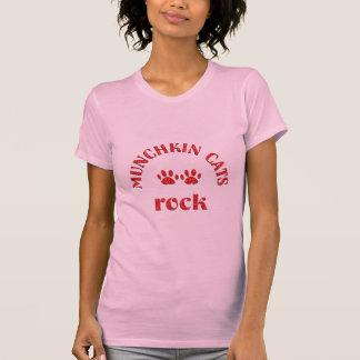 Munchkin Cats Rock T-Shirt
