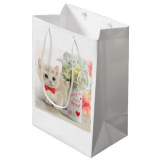 Munchkin congratulates on his birthday medium gift bag