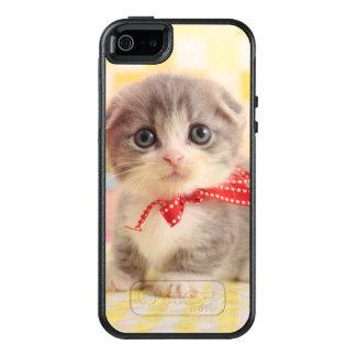 Munchkin Kitten OtterBox iPhone 5/5s/SE Case