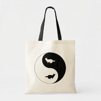 Munchkin Yin Yang Budget Tote Bag