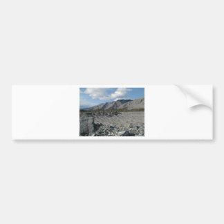 Muncho Lake, Yukon, Canada Bumper Sticker
