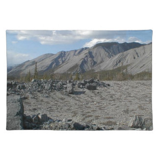 Muncho Lake, Yukon, Canada Placemat