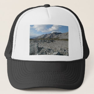 Muncho Lake, Yukon, Canada Trucker Hat