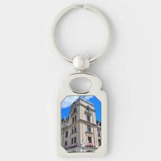 Munich architecture keychains