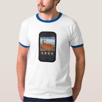 Munich Calling T Shirt