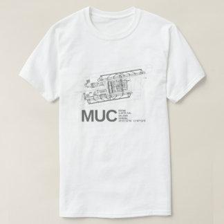 Munich Franz Josef International Airport T-Shirt