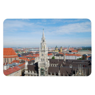 Munich, Germany Flexi Magnet