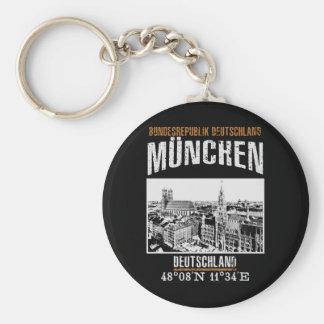 Munich Key Ring