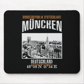 Munich Mouse Pad