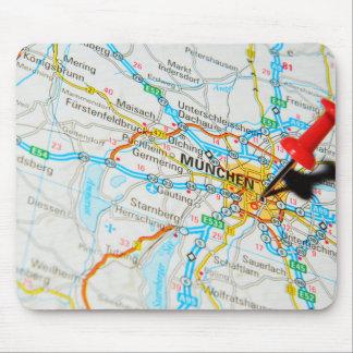 Munich, München, Germany Mouse Pad
