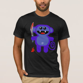 MUNK WITH KNIFE T-Shirt