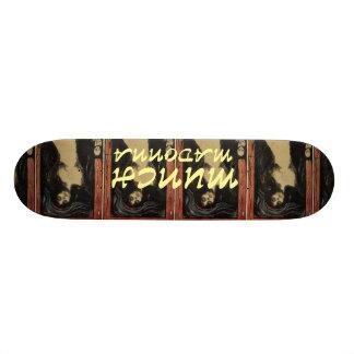 Munk's Madonna Skateboard