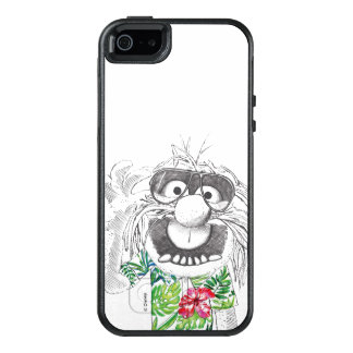 Muppets | Animal In A Hawaiian Shirt OtterBox iPhone 5/5s/SE Case