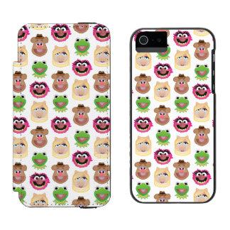 Muppets Emoji Incipio Watson™ iPhone 5 Wallet Case