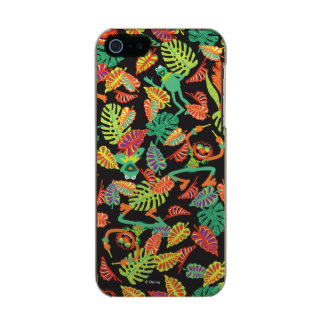 Muppets | Tropical Kermit & Animal Pattern Incipio Feather® Shine iPhone 5 Case