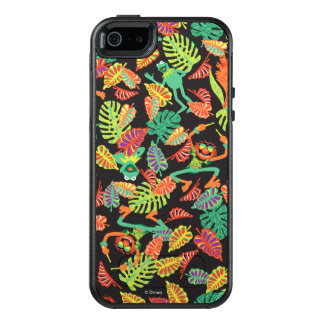 Muppets | Tropical Kermit & Animal Pattern OtterBox iPhone 5/5s/SE Case
