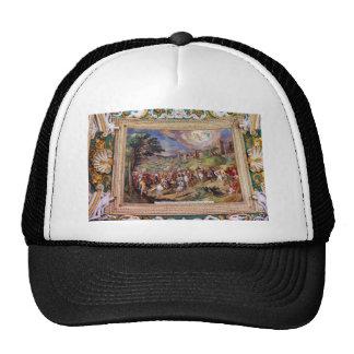 Mural in the Vatican Museum Trucker Hat