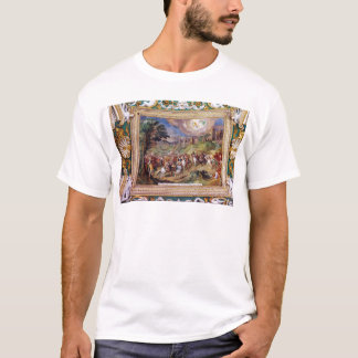 Mural in the Vatican Museum T-Shirt