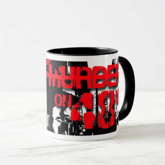 Murder on 48th mug