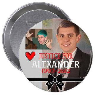 Murder Victim Justice Pins