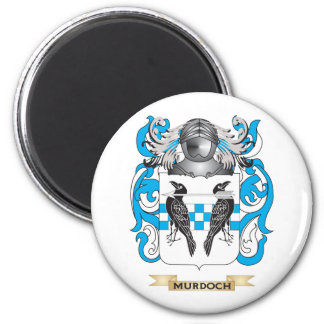 Murdoch-3 Coat of Arms (Family Crest) Fridge Magnets