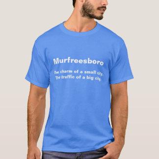 Murfreesboro Charm & Traffic T-shirt