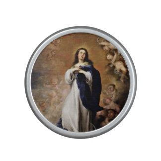 Murillo Immaculate Conception Bluetooth Speaker