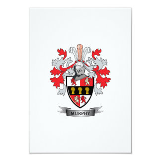 Murphy Coat of Arms Card