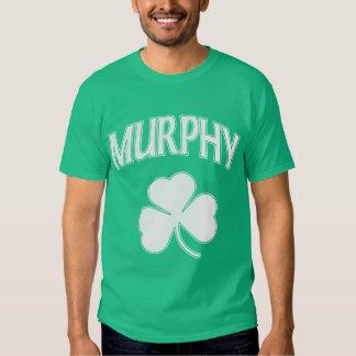 Murphy Irish Shamrock T Shirt