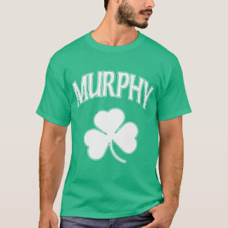 Murphy Irish Shamrock T-Shirt