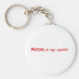 Murphy Key Ring