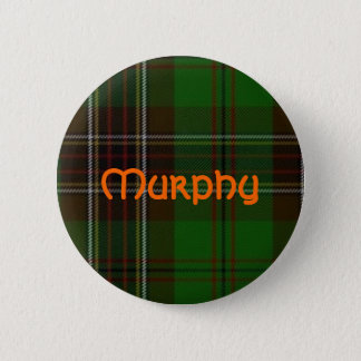 Murphy Tartan Button