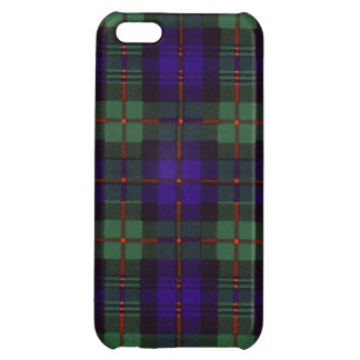 Murray clan tartan scottish plaid iPhone 5C case