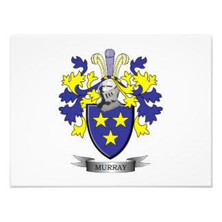 Murray Coat of Arms Photo Print