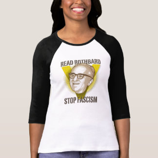 Murray Rothbard Girls T-Shirt