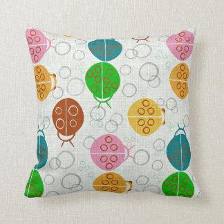 Murtle Bug Dance Cushion