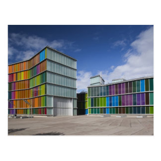 MUSAC, contemporary art museum 2 Postcard