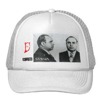Musashi Designs Capone Lid Trucker Hat