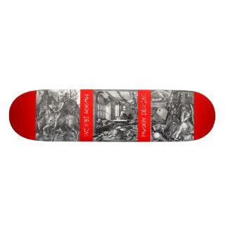 Musashi Designs Durer's Apocalypse Skate Decks