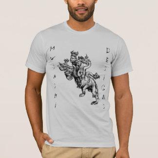 Musashi Designs Durer's Hydra T-Shirt