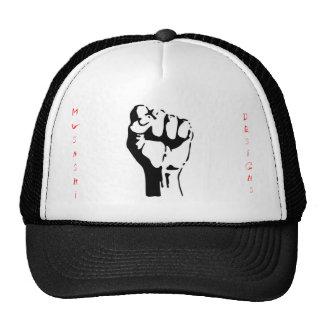 Musashi Designs Fist Cap
