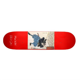 Musashi Designs Musashi Skateboards