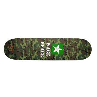 Musashi Designs Peace Skate Deck