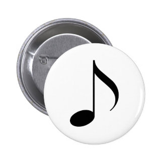 Musciality 6 Cm Round Badge
