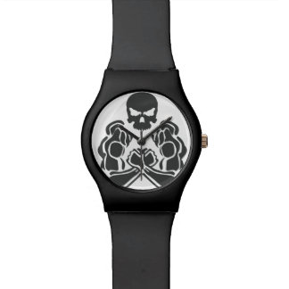 Muscle and Skull Sports Watch
