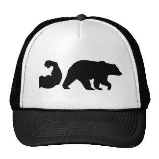 Muscle Bear Trucker Hat