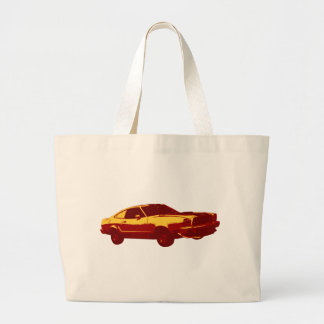Muscle Car Tote Bags