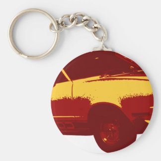 Muscle Car Keychains